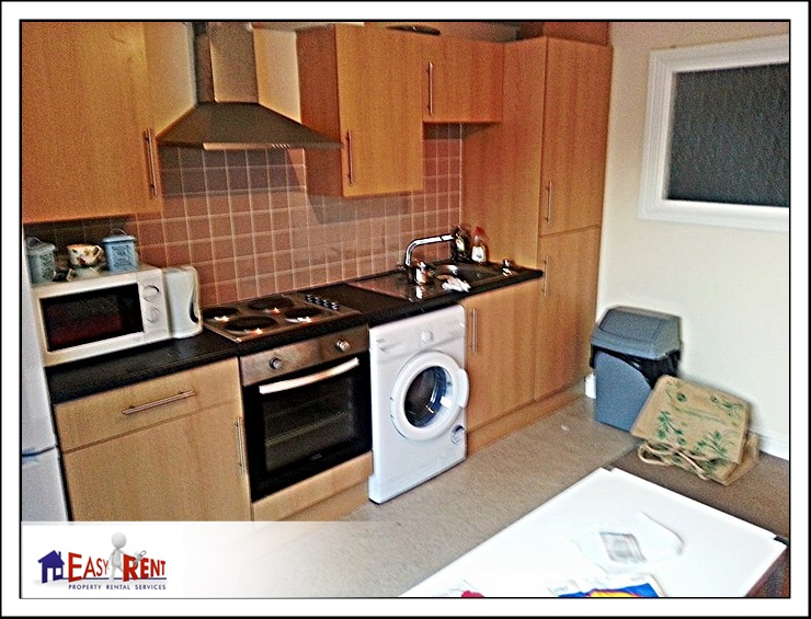 1 bedroom flat Clifton st